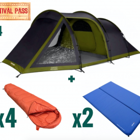 4 x Festival Package