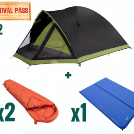 2 x Festival Package