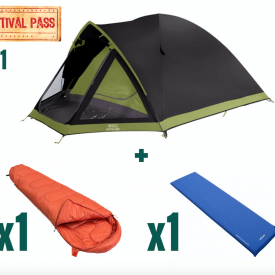 1 x Festival Package