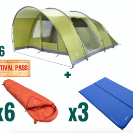 6 x Festival Package